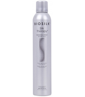 Biosilk Silk Therapy Finishing Spray Natural Hold matu laka