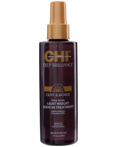 CHI Deep Brilliance Shine serums (177ml)