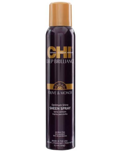 CHI Deep Brilliance Optimum Shine Sheen sprejs (150g)