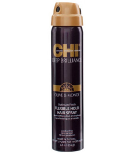 CHI Deep Brilliance Flex & Hold hairspray (74g)