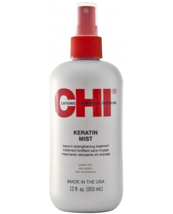 CHI Keratin Mist nenoskalojama matu maska (355ml) - 4HAIR.LV