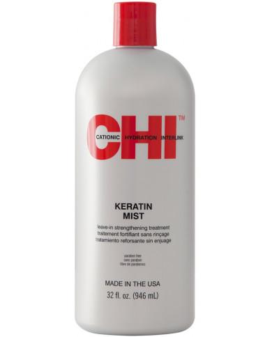 CHI Keratin Mist nenomazgājama matu maska (946ml)