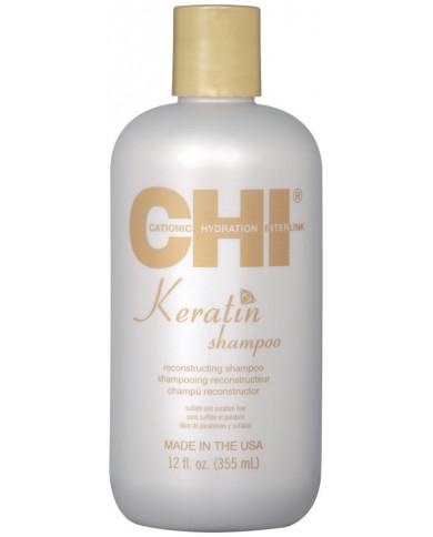 CHI Keratin šampūns ar keratīnu (355ml)