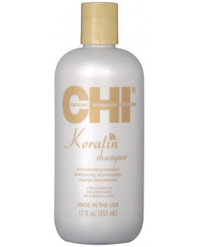 CHI Keratin шампунь с кератином (355мл)