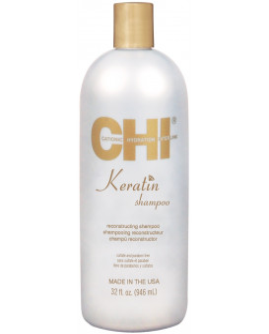 CHI Keratin šampūns ar keratīnu (946ml)