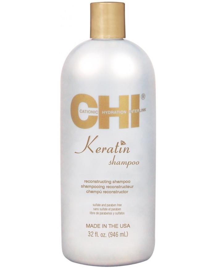 CHI Keratin šampūns (946ml)