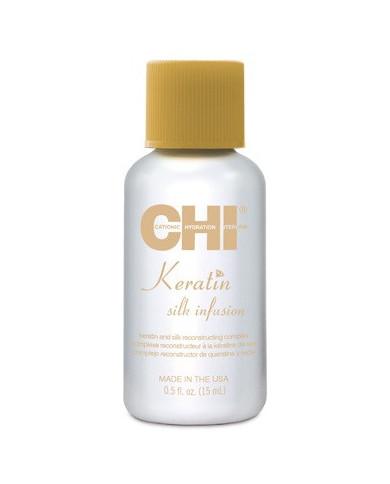 CHI Keratin Silk Infusion komplekss ar keratīnu (15ml)