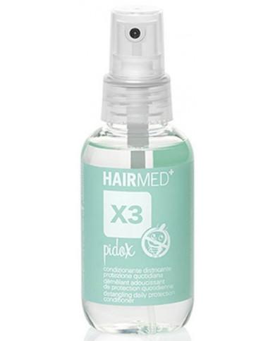 Hairmed X3 atšķetinošs kondicionieris pret utīm