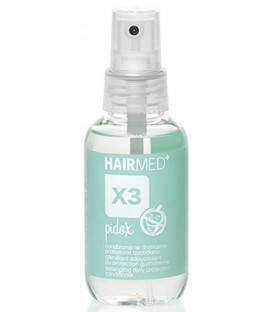 Hairmed X3 detangling conditioner against mites