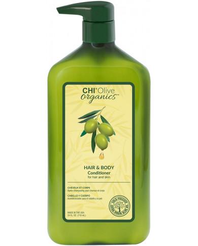 CHI Olive Organics kondicionieris (340ml)