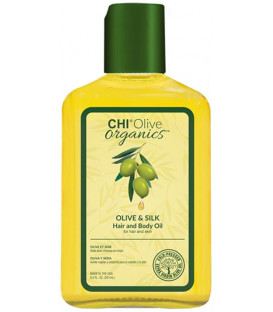 CHI Olive Organics olive and silk oil (59ml)