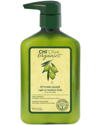 CHI Olive Organics veidošanas glazūra