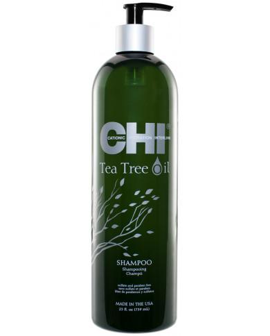 CHI Tea Tree Oil šampūns (739ml)