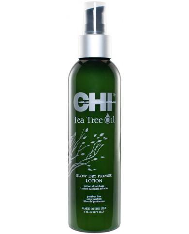 CHI Tea Tree Oil losjons veidošanai ar fēnu