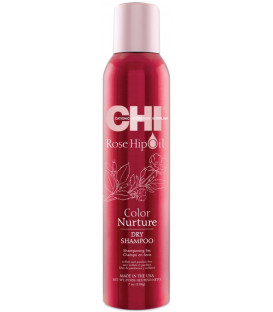CHI Rose Hip Oil sausais šampūns