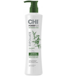 CHI PowerPlus Exfoliate šampūns (946ml)