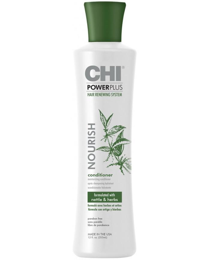 CHI PowerPlus Nourish kondicionieris (355ml)