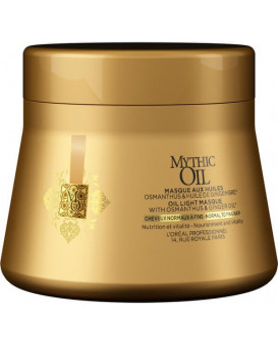 L'Oréal Professionnel Mythic Oil Masque maska matiem (200ml)