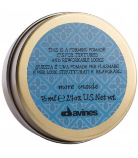 Davines More Inside this is a forming pomade