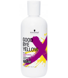 Schwarzkopf Professional Goodbye Yellow šampūns (300ml)