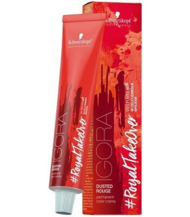 Schwarzkopf Professional Igora Royal TakeOver Dusted Rouge hair color