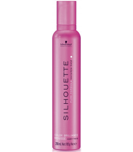 Schwarzkopf Professional Silhouette Super Hold Color Brilliance mousse (500ml)