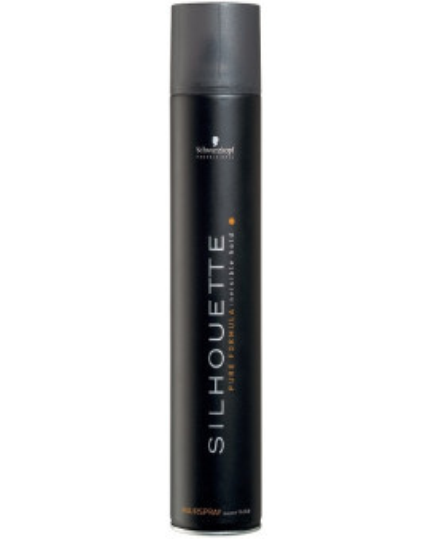 Schwarzkopf Professional Silhouette Super Hold hairspray (750ml)