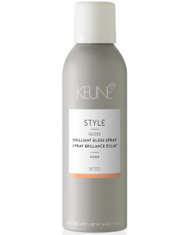 Keune Style Brilliant Gloss sprejs (200ml)