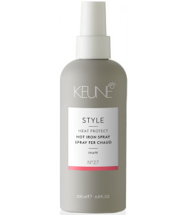 Keune Style No27 Hot Iron sprejs