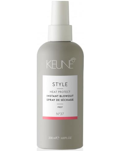 Keune Style No37 Instant Blowout спрей