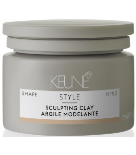 Keune Style No82 Sculpting Clay māls