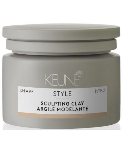 Keune Style No82 Sculpting Clay глина (75мл)