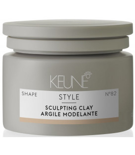 Keune Style No82 Sculpting Clay māls (75ml)
