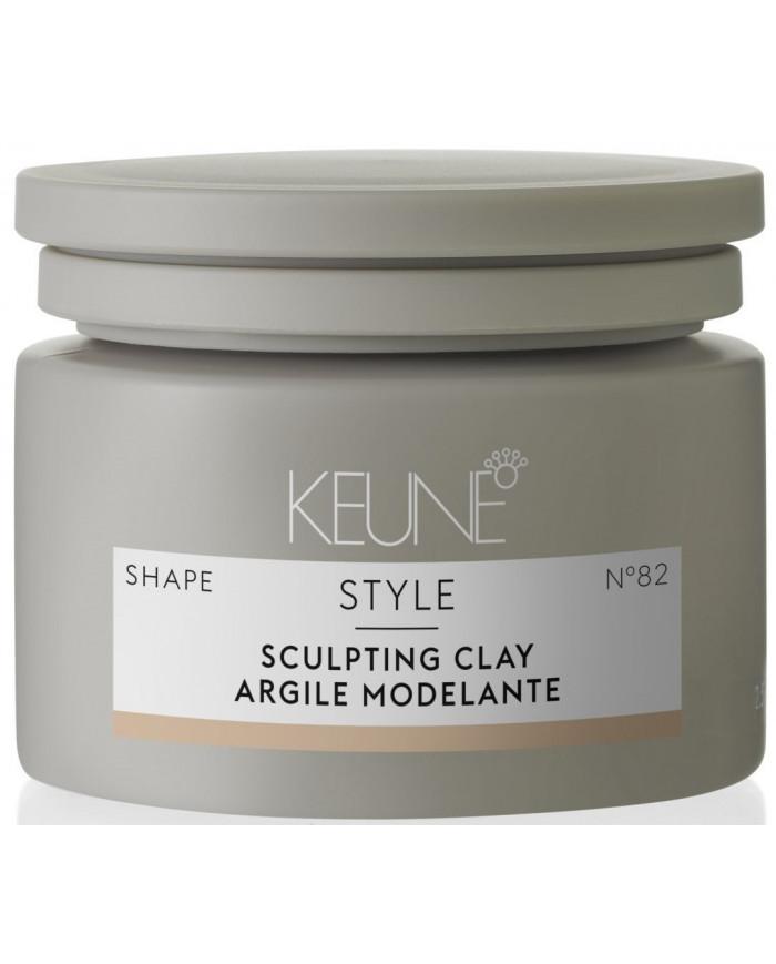 Keune Style No82 Sculpting Clay māls (75ml)