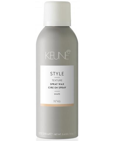 Keune Style No46 Spray Wax sprejs-vasks