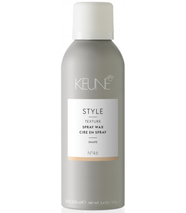 Keune Style No46 Spray Wax sprejs-vasks
