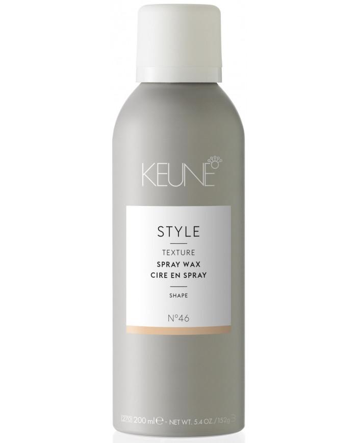 Keune Style No46 Spray Wax