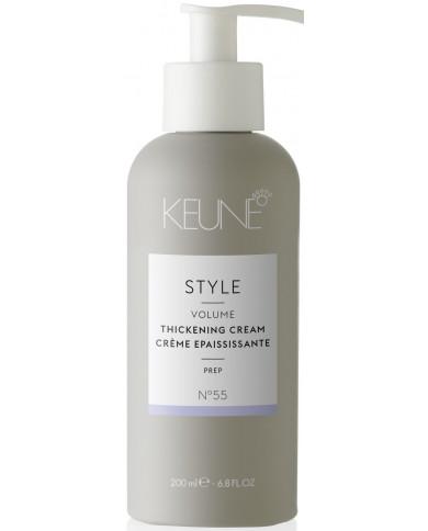Keune Style No55 Thickening Cream крем