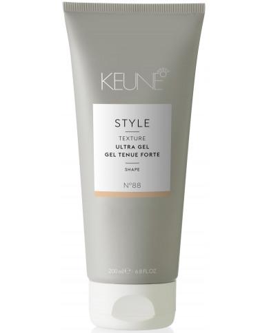 Keune Style No88 Ultra Gel гель (200мл)