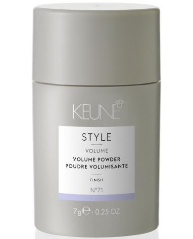 Keune Style No71 Volume Powder пудра