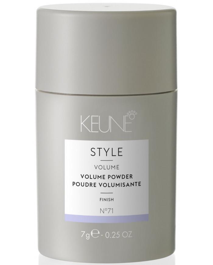 Keune Style No71 Volume Powder pūderis