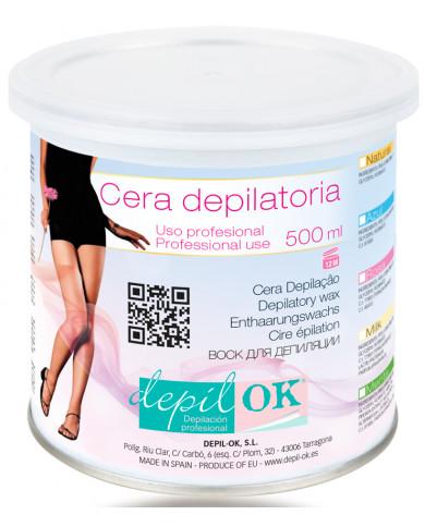 Depil OK Canned воск для депиляции (500мл)