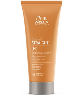 Wella Professionals Creatine+ Straight (H) крем