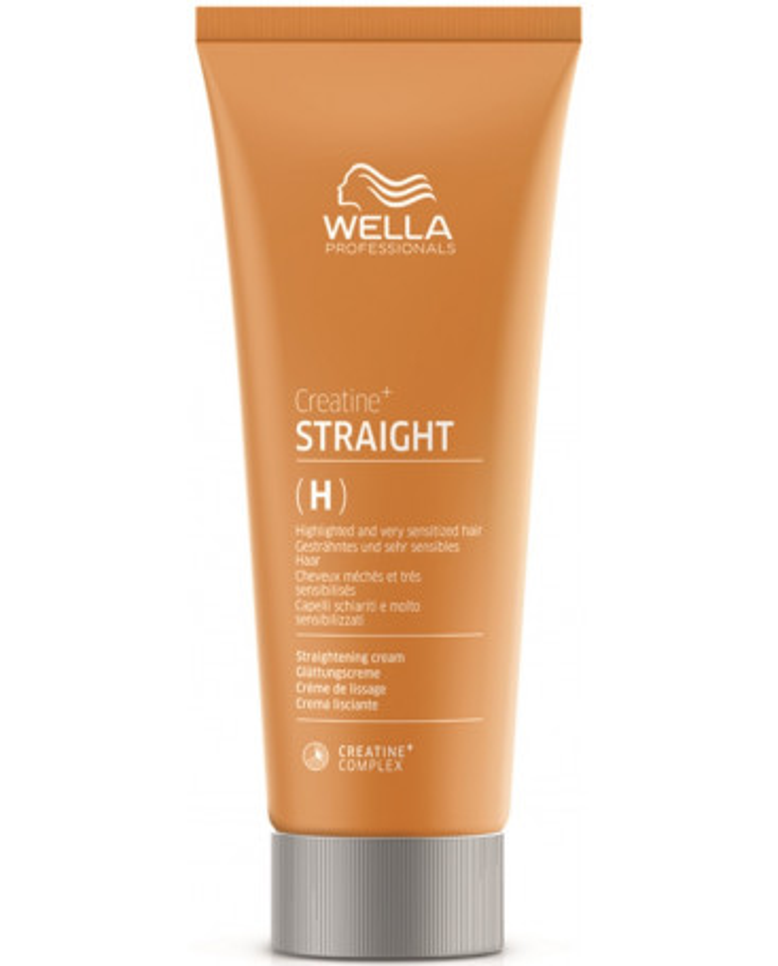 Wella Professionals Creatine+ Straight (H) крем
