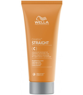 Wella Professionals Creatine+ Straight (C) крем