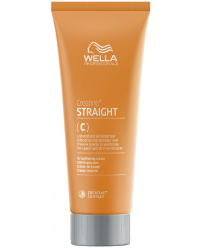 Wella Professionals Creatine+ Straight (C) krēms