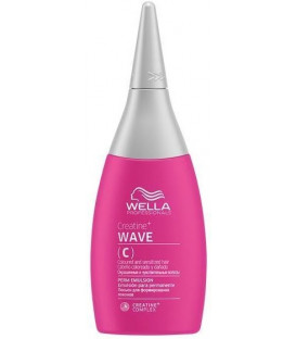 Wella Professionals Creatine+ Wave (C) lotion (75ml)