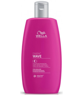 Wella Professionals Creatine+ Wave (C) losjons (75ml)