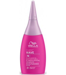 Wella Professionals Creatine+ Wave (N) лосьон (75мл)