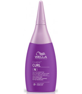 Wella Professionals Creatine+ Curl (N) losjons (75ml)
